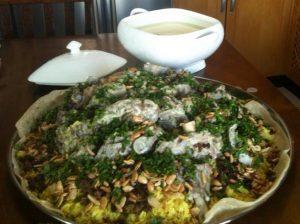 How to eat Mansaf like Jordanians