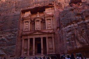 Petra the pink city